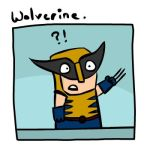Jamie Smart's Wolverine by brobe