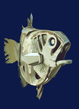 Anglerfish by HubcapCreatures