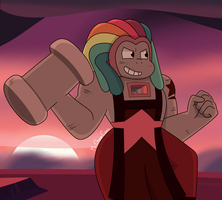 Battle Bismuth by MrChaseComix