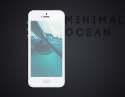 minimal ocean by pyscostyle