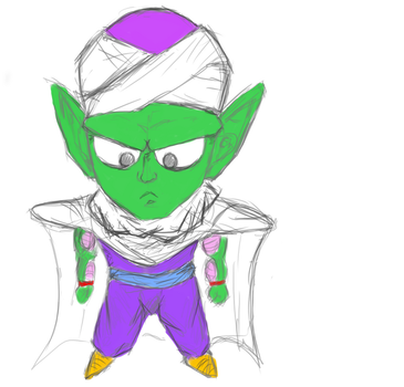 Piccolo by sfxdx