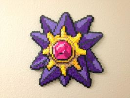 Starmie - Fuse Beads