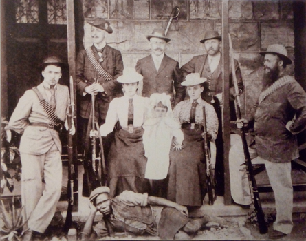 A Boer family and their early Mauser collection by ColorCopyCenter