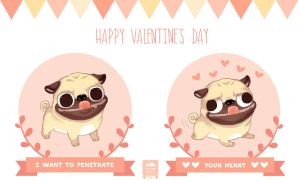 Happy Valentine's Day by ethe