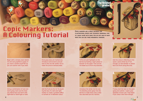 Copic Marker Tutorial by airinia