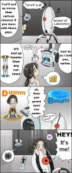 Portal2 CHAMBER Chapter 2 'Direct hit' by uotapo