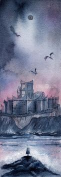 The Dragonstone by Kinko-White