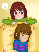Chara Stop... by Jany-chan17