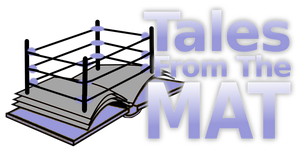 Tales from the Mat Logo by simplemanAT