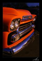 Chevy Truck by GhostInKernel32
