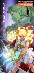 She ra by xong