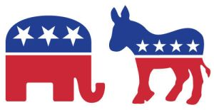 Political Animals Vectors by ZombiePoppa