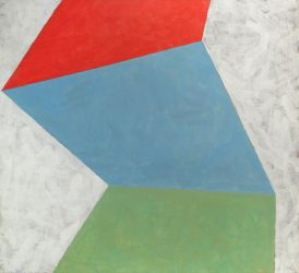 Primary Colors / Spatial Representation. 1998 by Yudaev