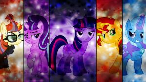 Magical Quintet by SketchMedia