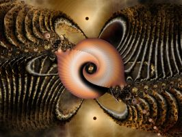 Shell and Horn by xraynet