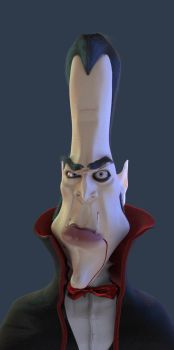 Count Dracula by ZeroPointPolygon