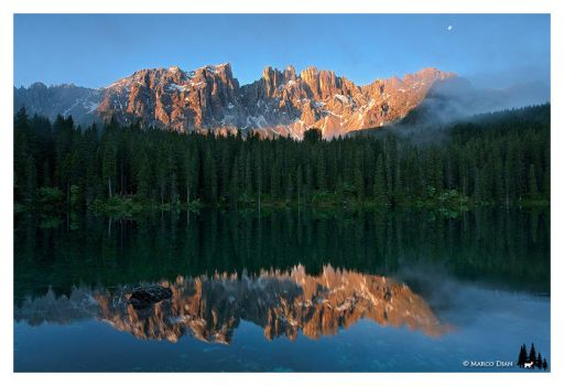The Dolomites Breath by wild-visions