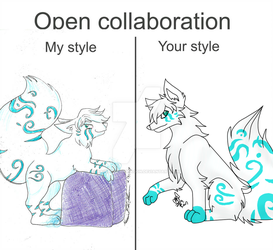 Open collab [Frost][MSYS] by rainbowthedragon