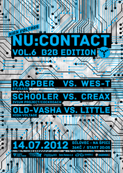 nu:contact vol.6 by skaaynedt