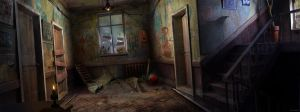 Orphanage by reQuiem3d