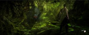 lm. Spirits of the Forest /panel4 by lightmares