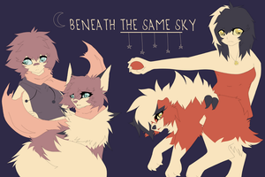 beneath the same sky by Theatriicals