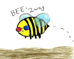 BEE 2WAG by InsaneAstroBoyLover