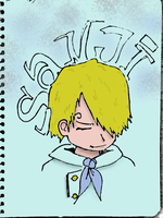 Sanji by Nick-D-Arctur