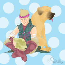 Ilex and Meatloaf by Painted-TARDIS