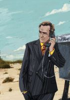 Saul Goodman by CoolSurface