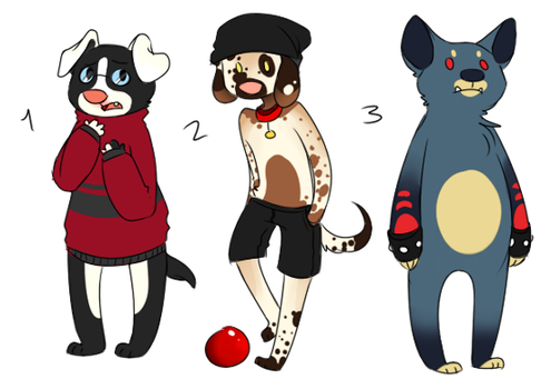 Adopt set 11 [CLOSED] by dizzyAdopts