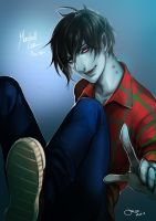 Marshall Lee : ) by rm-parfait