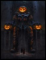Pumpking by DominiquevVelsen
