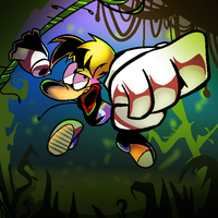 HPB!! rayman!! by EZstrongs
