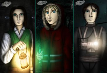 Other times, similar stories (Frictional Games) by SeaCat2401