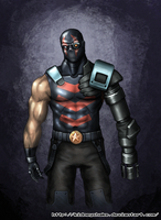 KGBeast by KidneyShake