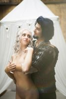 A Song of Ice and Fire - Daenerys and Daario by GreatQueenLina