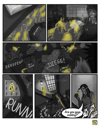 DND comic page 2 by p47y