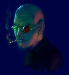 Spider Jerusalem by BluntieDK