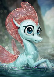Sea of Change by AssasinMonkey