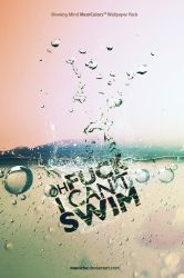 I Can't Swim - Wallpaper Pack by mauricioestrella