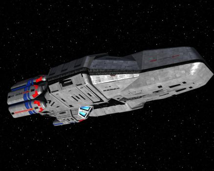 Lightwave conversion of calamity_Si's Valkyrie by billy-home