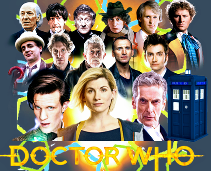 The Doctor (Doctors) by WHOpng