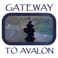 Gateway to Avalon by 8thThoughtExperience