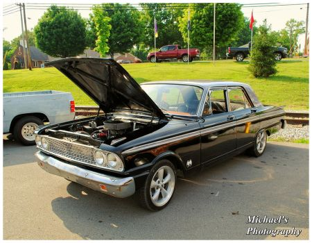 A Ford Fairlane 500 by TheMan268