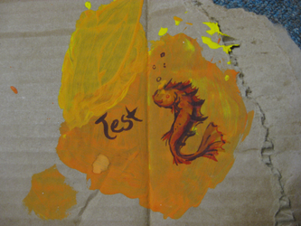 guitar painting marker test by not-fun