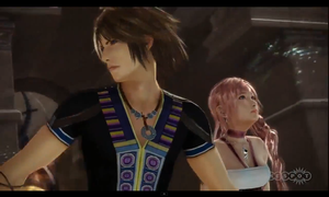 Serah and Noel Screenshot n.3 by SerahsBowBlade