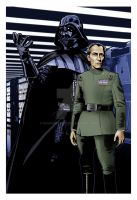 Darth-Tarkin by rawddesign