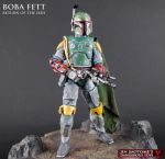 Custom Boba Fett 6 inch Black Series Figure by Jin-Saotome