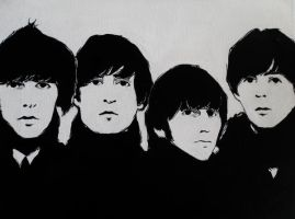 Beatles by radarlove413